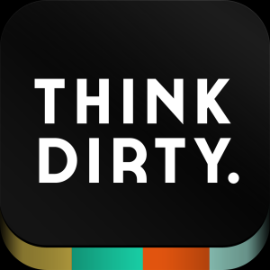 think-dirty-app-large, think dirty